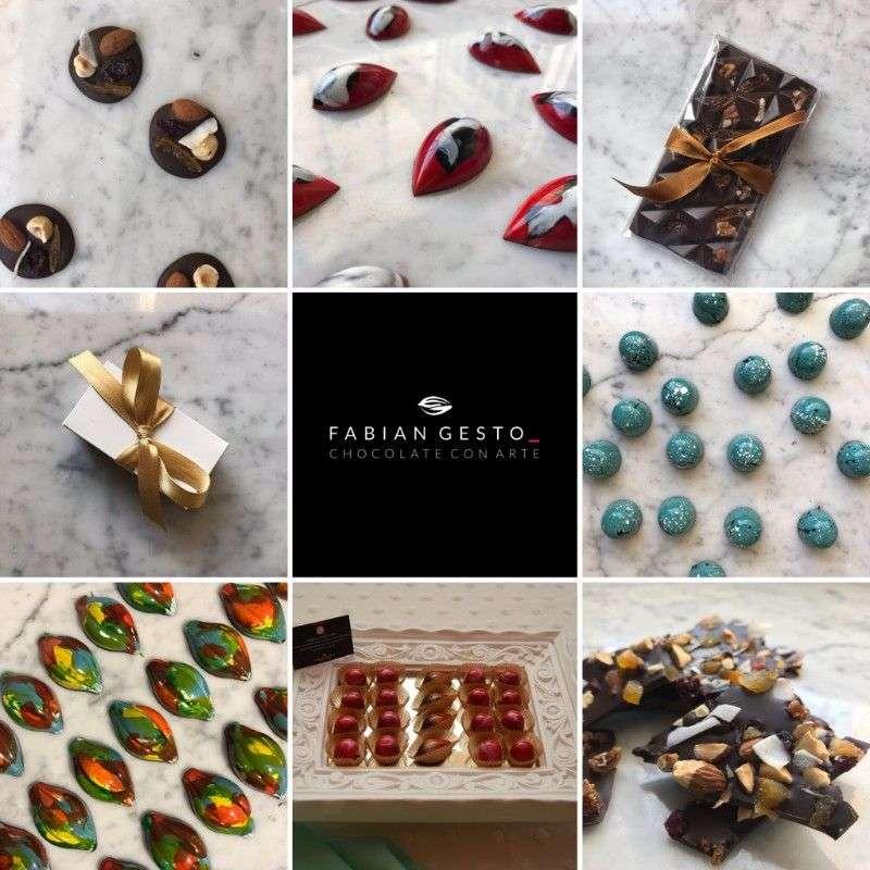 Fabian Gesto Chocolates
