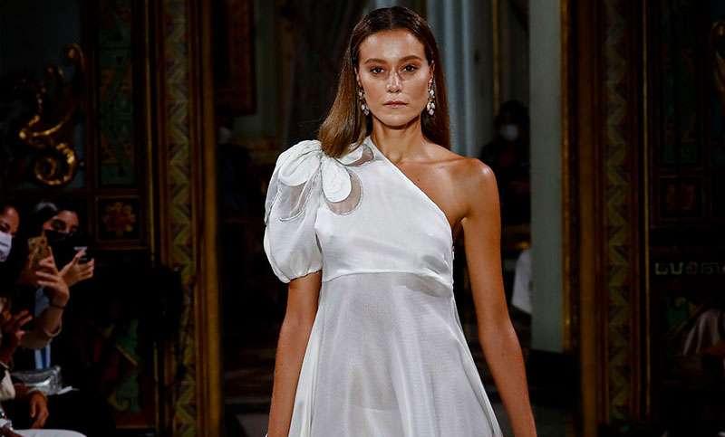 Atelier Couture apuesta por la moda nupcial de autor.